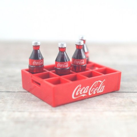 "MINI BUTELKA ""COCA COLA"""